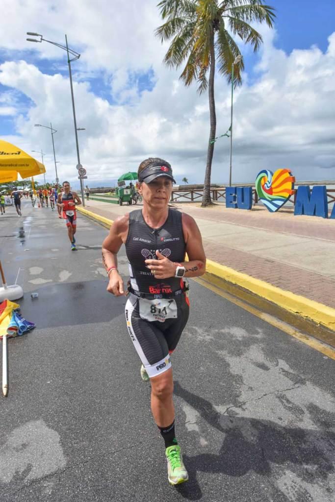 Atleta de Ribeirão Preto conquista pódio no meio Ironman Maceió