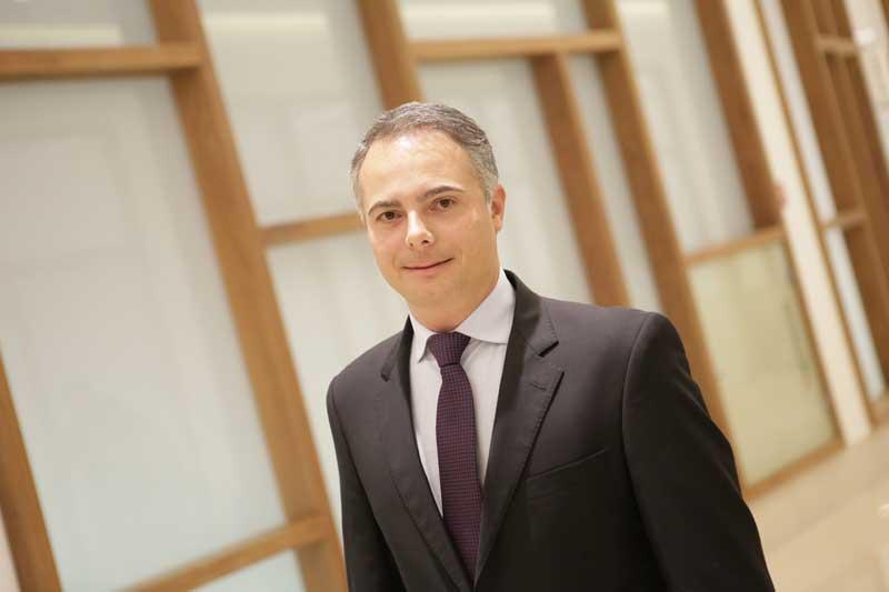 O superintendente do RibeirãoShopping, Felix Diez