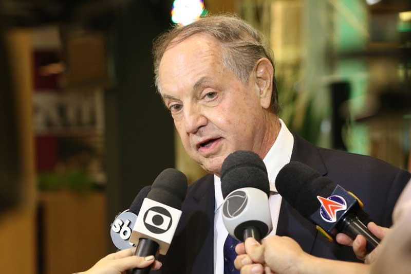 Presidente da Multiplan, José Isaac Peres
