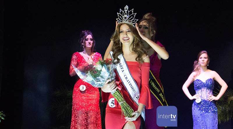 Maria Laura Bertolin é eleita Garota Cravinhos 2017