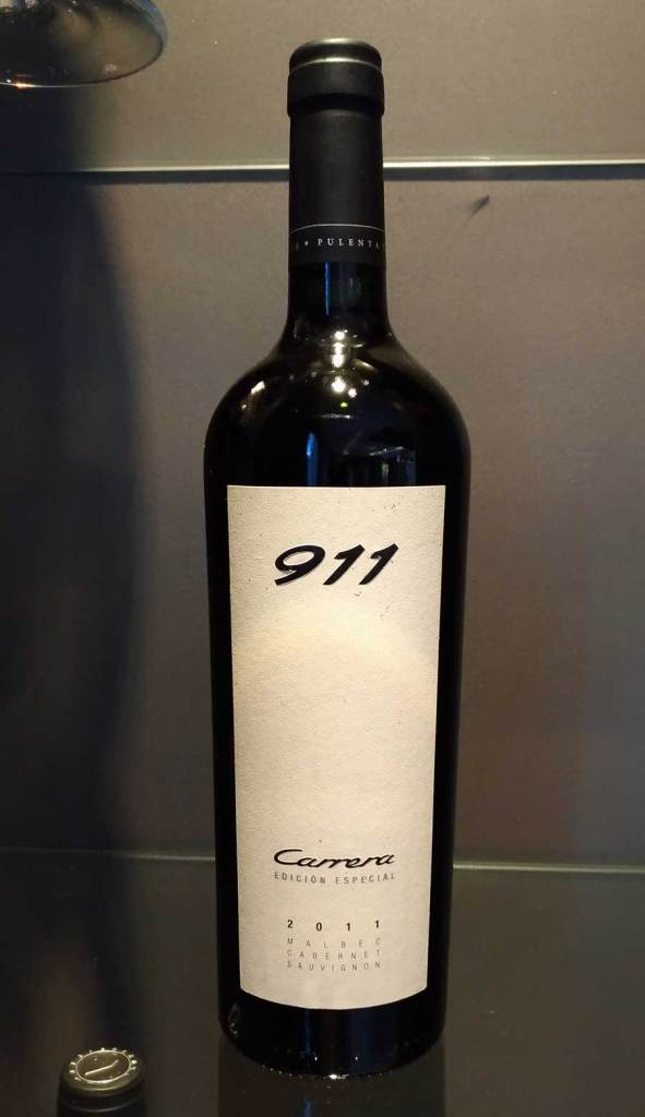 Pulenta Estate 911 Carrera