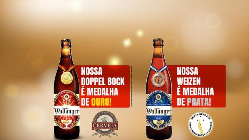 Cervejas da Walfänger foram premiadas nesse ano