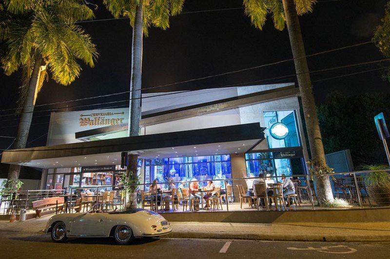 Cervejaria Walfänger fica localizada no Distrito de Bonfim Paulista (SP)