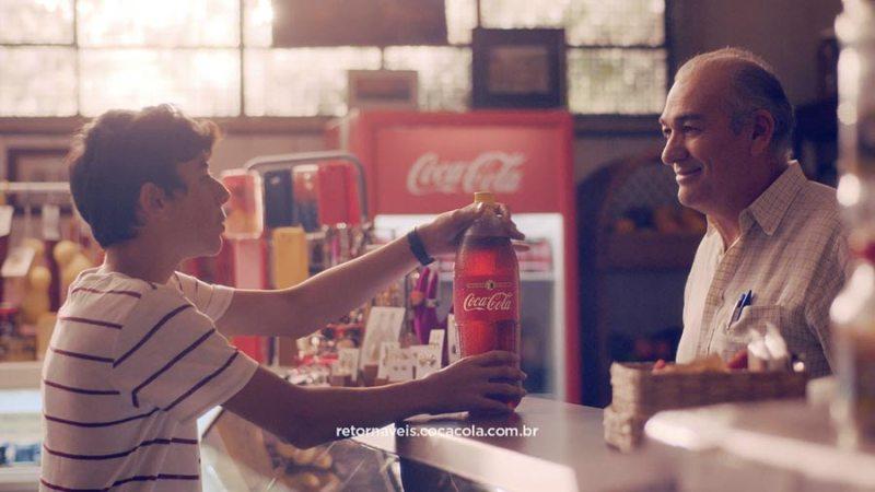Coca-Cola Brasil lança promoção para incentivar uso de embalagens retornáveis