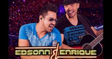 Dupla Edsonn Enrique realizam projeto intimista e irão visitar fãs
