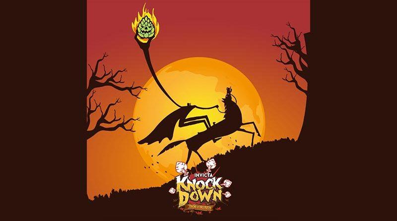 Cervejaria Invicta lança nova cerveja na 4ª edição do Knock Down