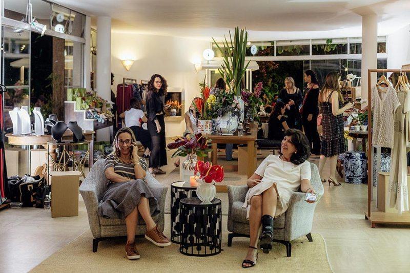 Coletivo de marcas une moda, decoração e gastronomia em um único espaço