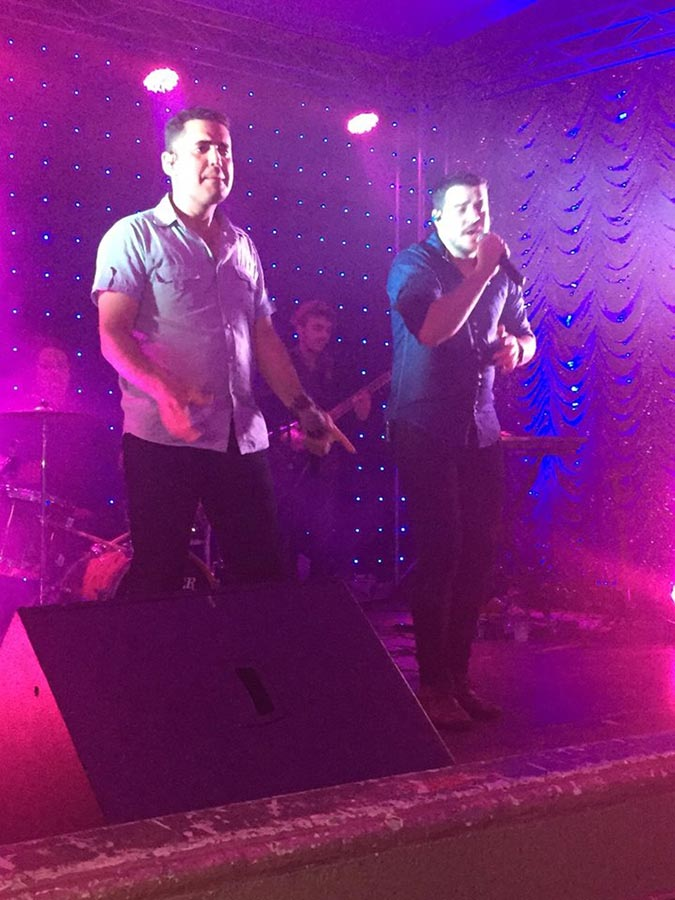 Show de EdCarlos & Leandro