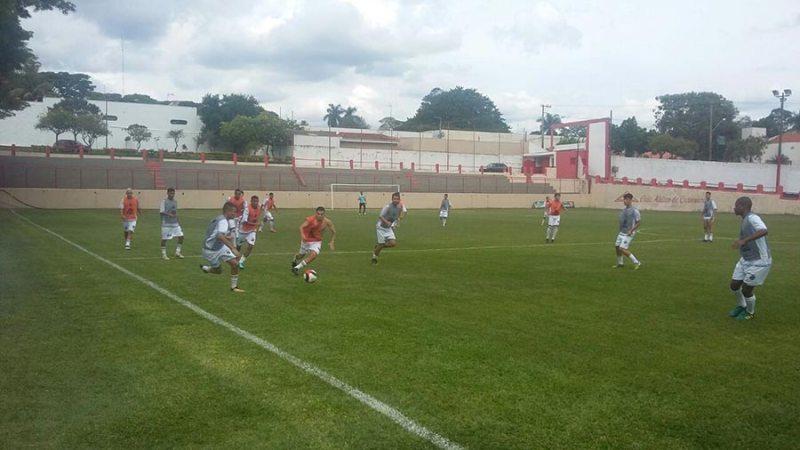 Equipe de Ribeirão Preto faz seus treinamentos no estádio J.D. Martins