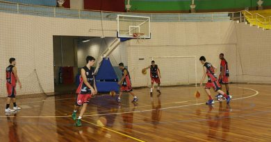 Equipe Sub-16 do Basquete de Cravinhos começa a disputa dos playoffs