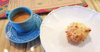 Café du jour: In Natura - Cozinha Natural