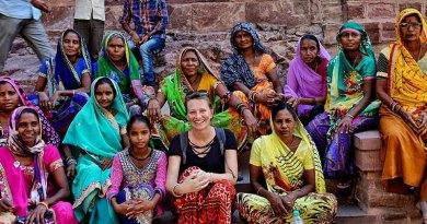 Índia: Jodhpur – a Cidade Azul