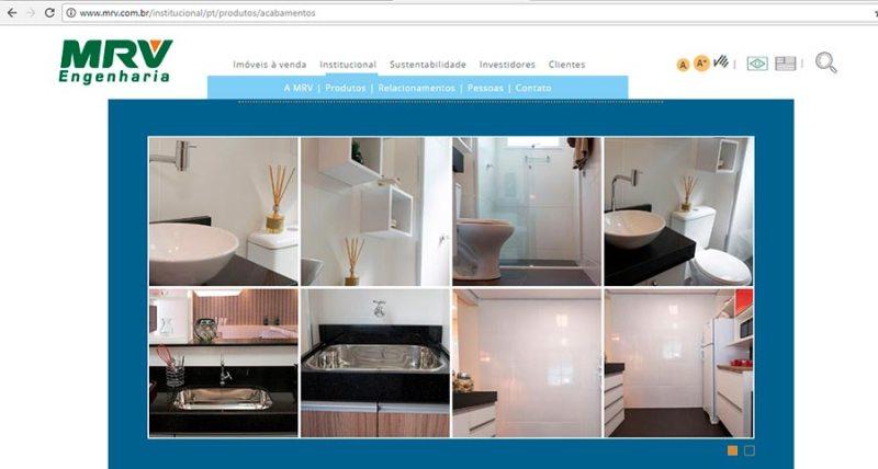 Construtora lança plataforma virtual para venda de Kit Acabamento