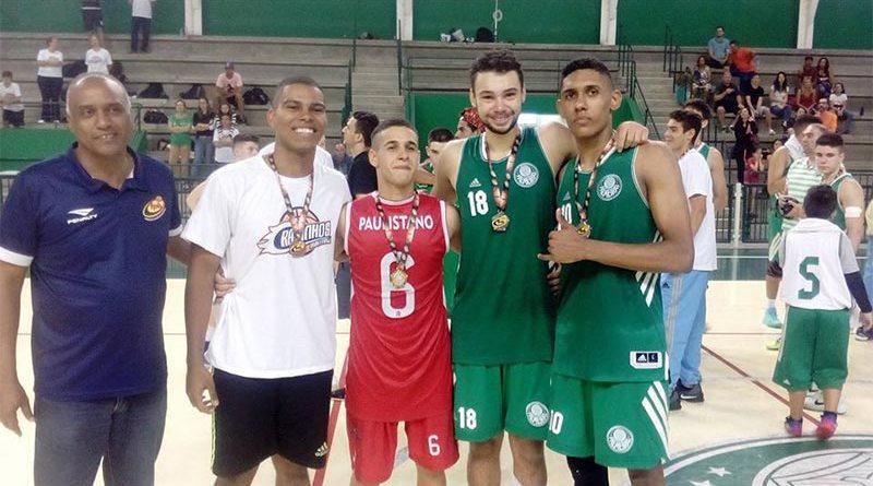 Basquete do Paulistano Sub-17 é campeão da Série Ouro