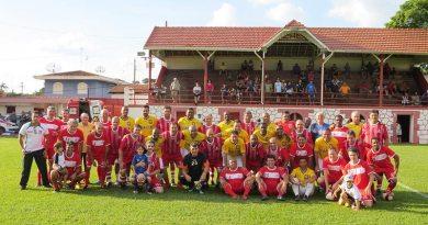Futebol Máster movimenta a região com partida entre Corinthians e CAC
