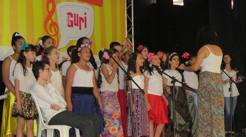 Projeto Guri forma músicos e cidadãos para o mundo