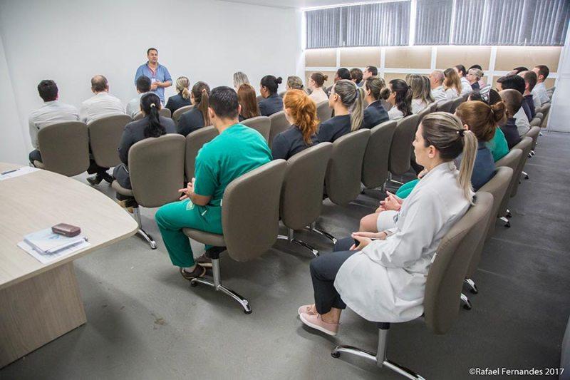 Unimed Ribeirão Preto realiza mobilização de funcionários para doação de sangue