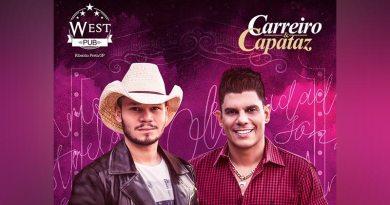 Show de Carreiro & Capataz abre a temporada de festas em Ribeirão Preto