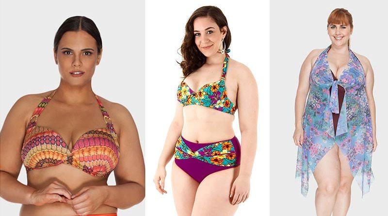 Dicas para escolher o melhor da moda praia e verão Plus Size