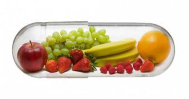 Alimentação e medicamentos