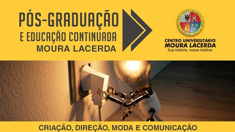 """Moura Lacerda lança a pós-graduação """"Criação, Direção, Moda e Comunicação"""""""