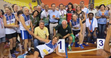 Ribeirão Preto é campeão dos Jogos Regionais dos Idosos