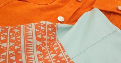 Estilista especializada em roupas de couro apresenta peças inspiradas na África