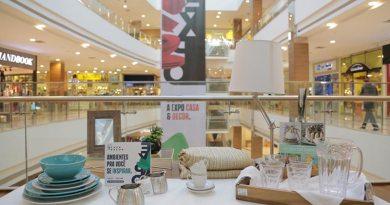 Casa e decoração são destaques do Shopping Santa Úrsula