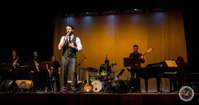 Gabriel Locher mostra seu talento e encanta o público
