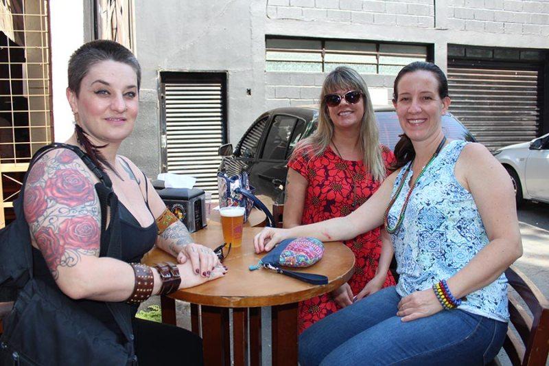 Churrascada da Cervejaria Invicta animou feriado em Ribeirão Preto