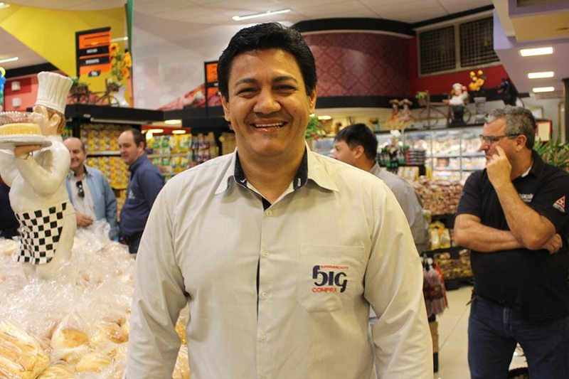 Big Compra reinaugura sua primeira loja e encanta moradores do bairro