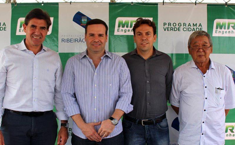 MRV Engenharia entrega praça no Dia Mundial do Meio Ambiente