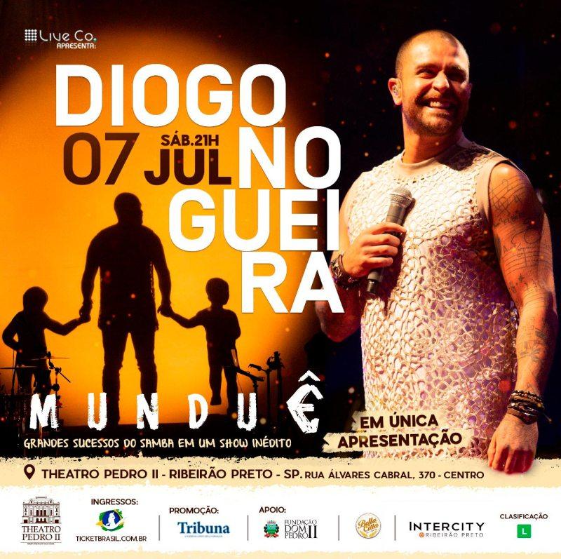 Diogo Nogueira em Ribeirão Preto