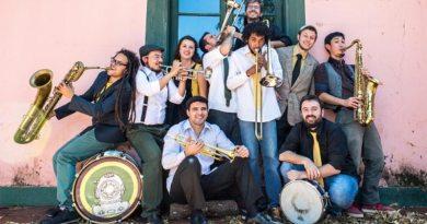 Skafandros Orkestra lança novo disco no Sesc Ribeirão