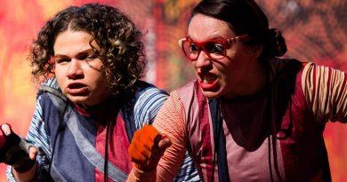 """Teatro Santarosa apresenta o espetáculo """"Gulliver - Um Gigante Diferente"""""""