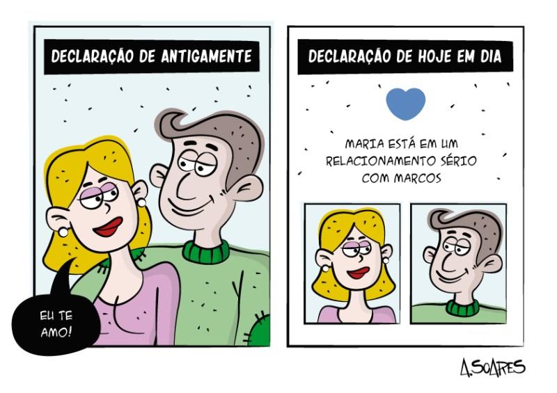 Declaração de amor - Alex Soares