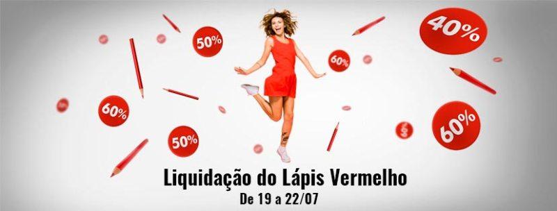 RibeirãoShopping e Shopping Santa Úrsula realizam a tradicional Liquidação do Lápis Vermelho