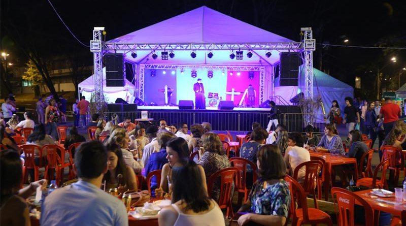 Atrações musicais animam o 13º FESTITALIA