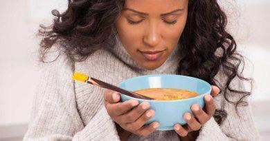 Como controlar a ingestão de alimentos no frio