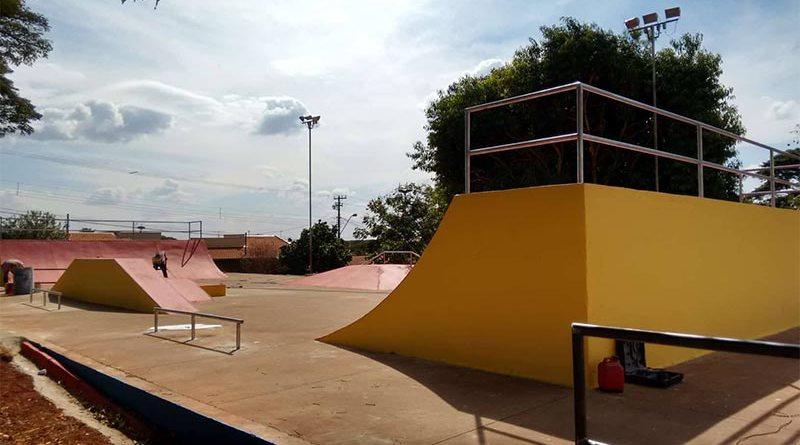 Cravinhos é sede da 2ª etapa do Circuito Eterno Skate
