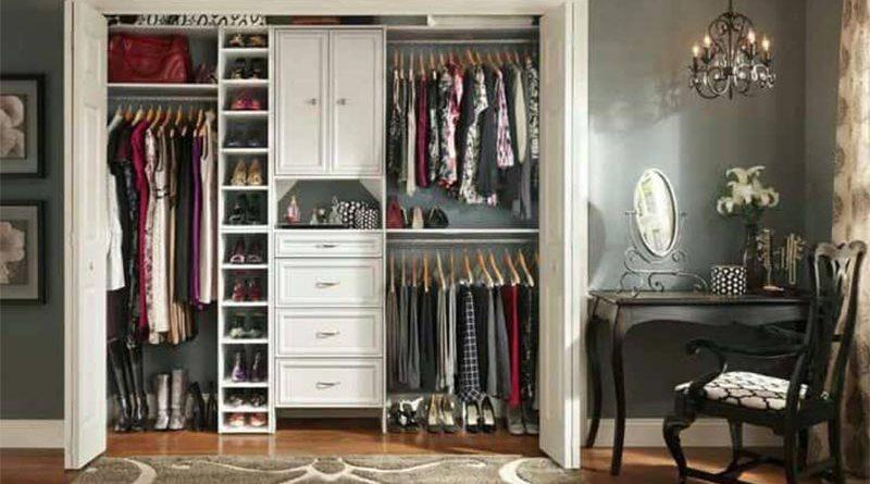 Closet barato e pequeno