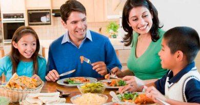Pais, filhos e o desafio da alimentação saudável