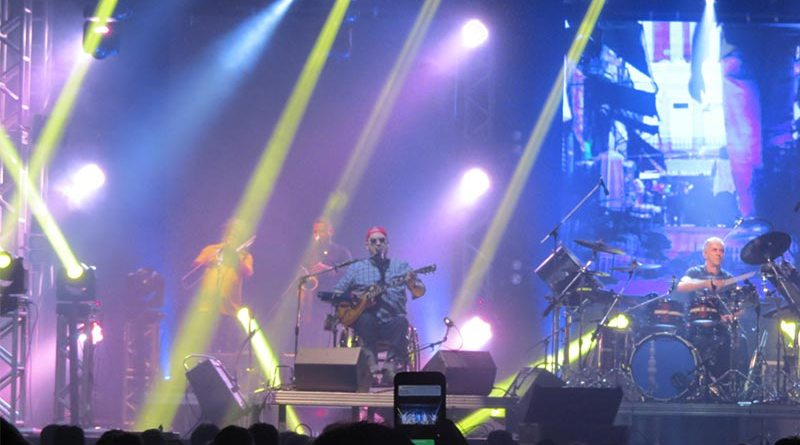 Os Paralamas do Sucesso apresentaram novo show em Ribeirão Preto