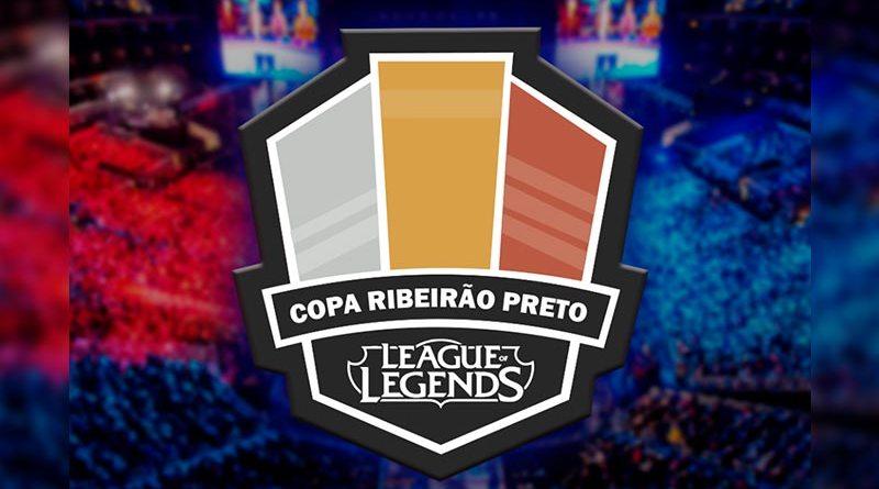 Ribeirão Preto recebe a Copa de League of Legends