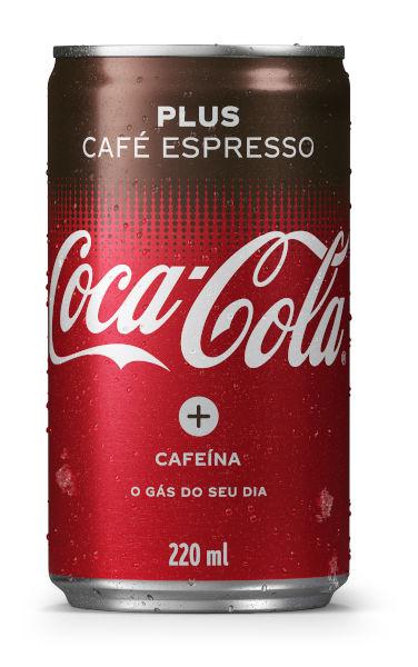 Coca-Cola Brasil lança novo sabor Coca-Cola Plus Café Espresso