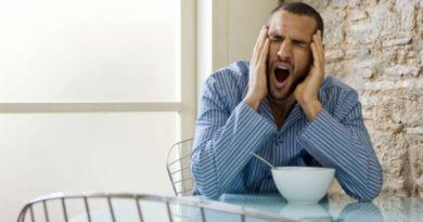 A relação do sono com a alimentação