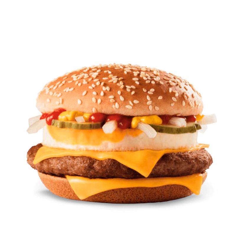 McDonald's traz o ovo como protagonista dos seus novos sanduíches