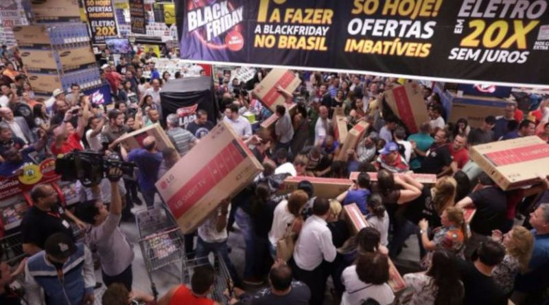 Comércio de Ribeirão Preto aposta na 'Black Friday' para alavancar as vendas
