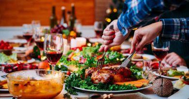 Alergia alimentar e os cuidados necessários nas ceias de final de ano