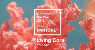 Cor Pantone 2019